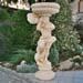 Esculturas en mármol artificial
